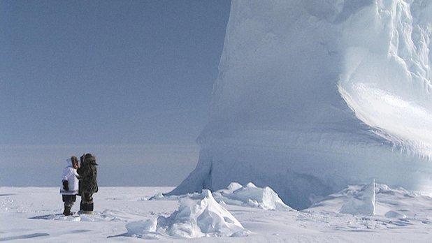 Le peuple de la glace