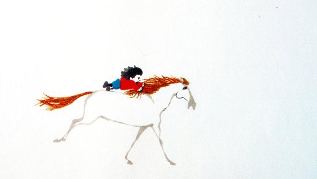 Les animaux en marche
