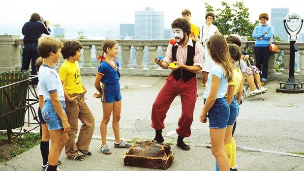 Le jongleur