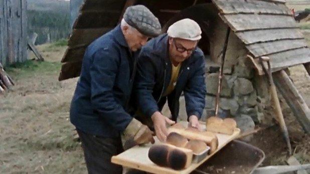 Le pain d'habitant (2e partie) - La cuisson