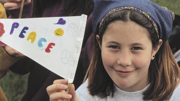Learning Peace: A Big School with a Big Heart