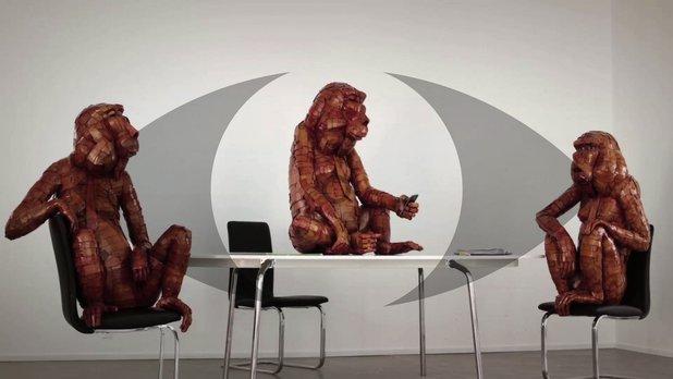 Déchéance publique - Sexto singes