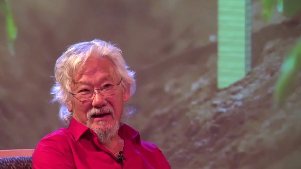 David Suzuki Virtual Classroom: Our Food Systems - Are You Hungry for Change?
