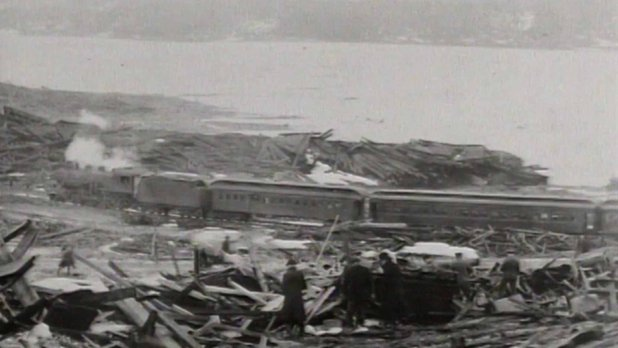 'Just One Big Mess': The Halifax Explosion, 1917