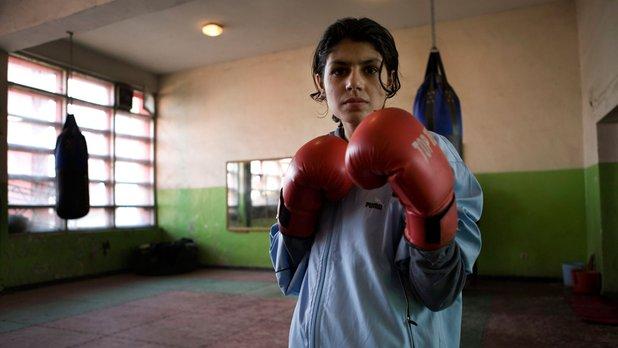 Les boxeuses de Kaboul