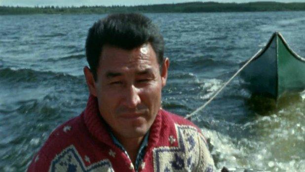 Des Indiens au lac Dipper