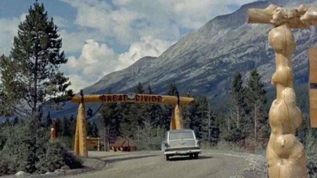 Itinéraire canadien