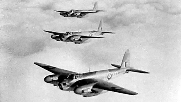 Canada en guerre (6e partie) - La Maîtrise des airs et des mers