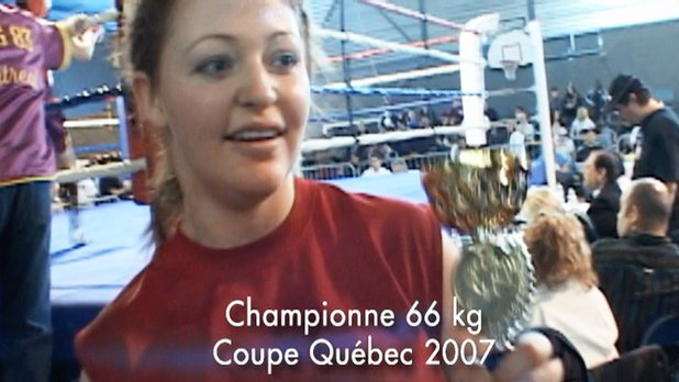 Wapikoni mobile 2007 - La battante