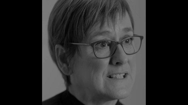 Ginette Laurin : au centre de la pièce