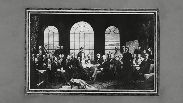 The Triumphant Union and the Canadian Confederation (1863-1867)