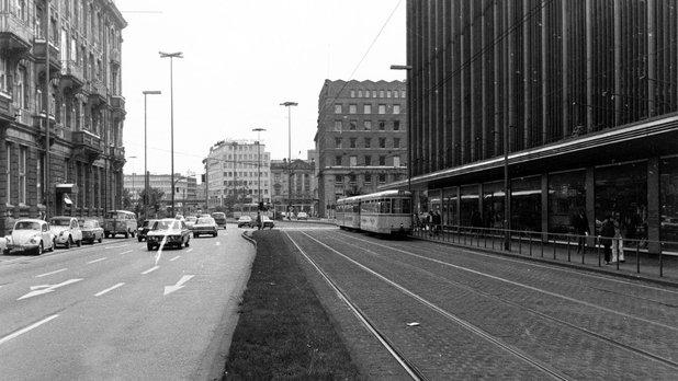 Düsseldorf - Équilibre urbain