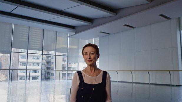 Mavis Staines : Partager la danse
