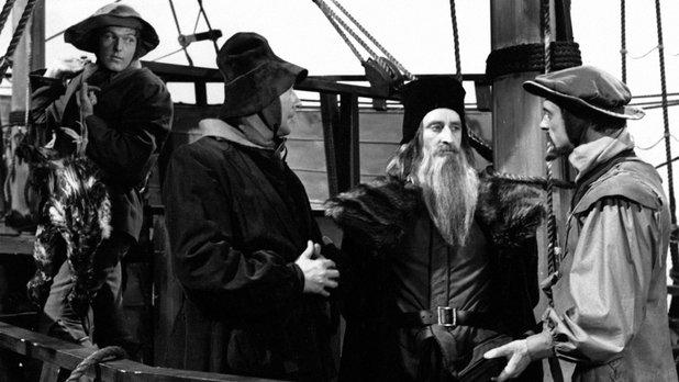 Dernier Voyage de Henry Hudson, Le