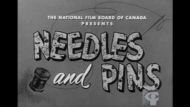 How They Saw Us: Needles and Pins