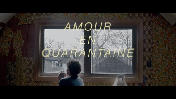 Amour en quarantaine