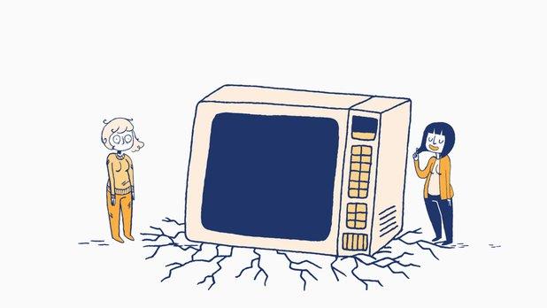 La liste des choses qui existent – Le micro-ondes