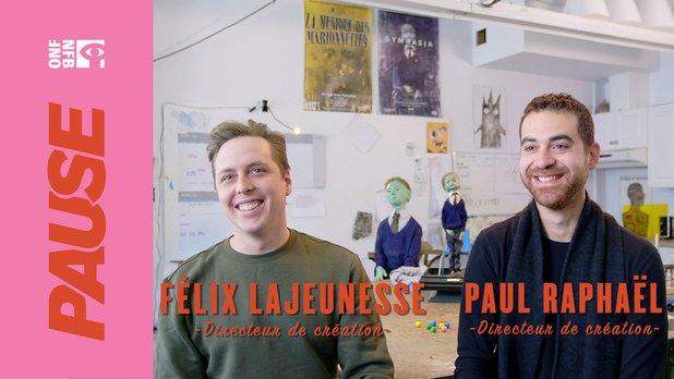 E24 - GYMNASIA (Felix & Paul) (Clip promotionnel)