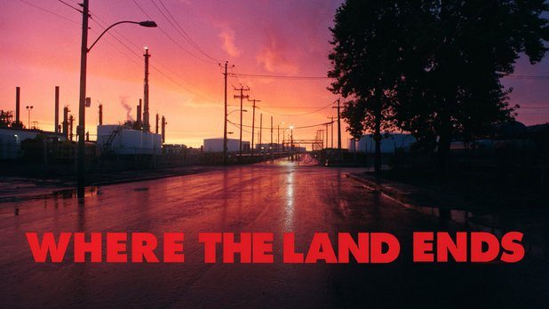 Where the Land Ends