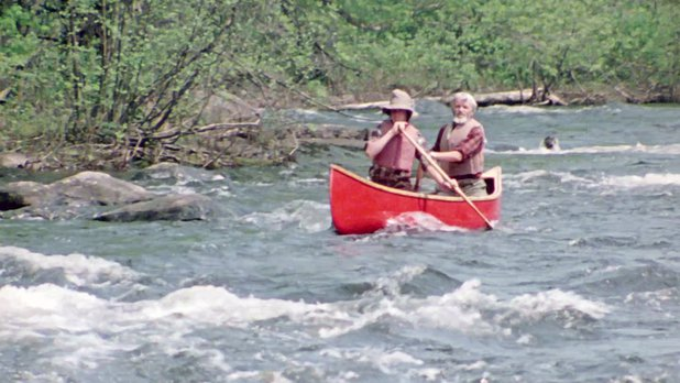 Path of the Paddle: Doubles Whitewater