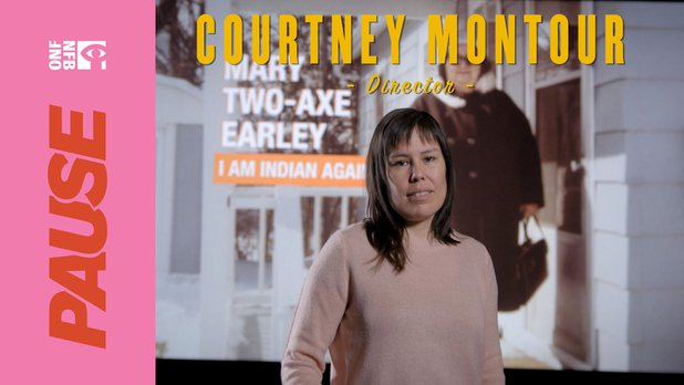 NFB Pause with Courtney Montour