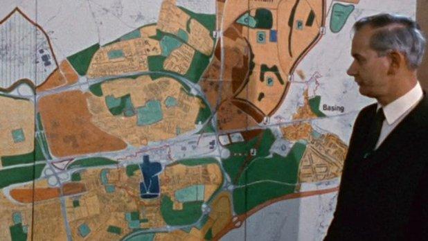 Basingstoke - Runcorn - Villes nouvelles britanniques