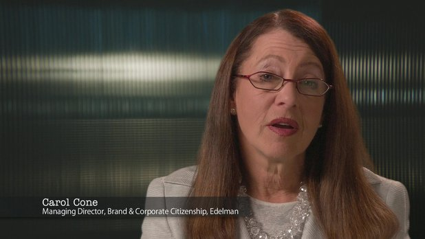 Cause Marketing / Cause Branding (Interview with Carol Cone)