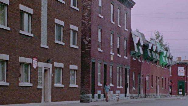 Montréal - Retour aux quartiers