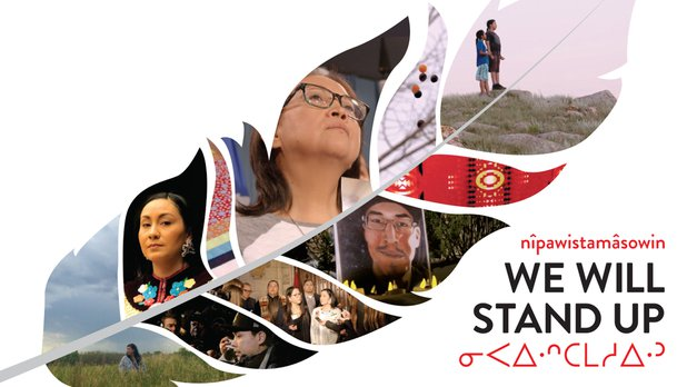 nîpawistamâsowin: We Will Stand Up: (Clip Tasha and Her Dad)
