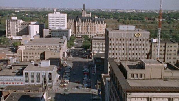 Saskatoon - La mesure