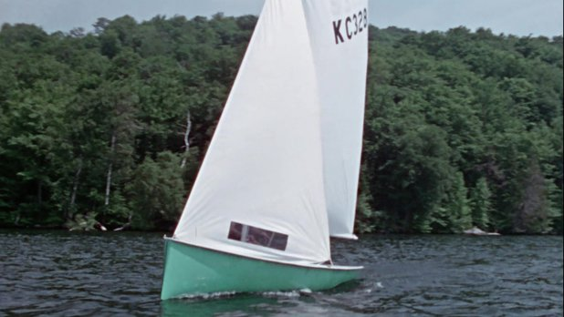 The Boat that Ian Built