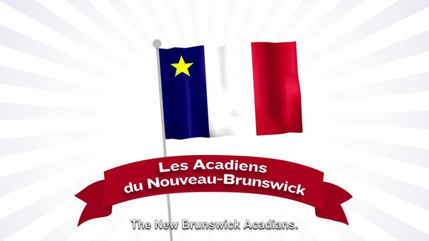The New Brunswick Acadians