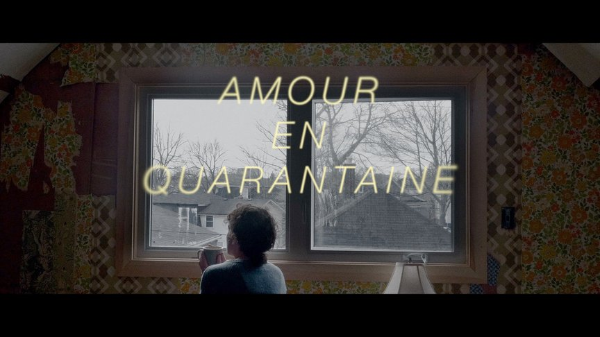 Amour en quarantaine