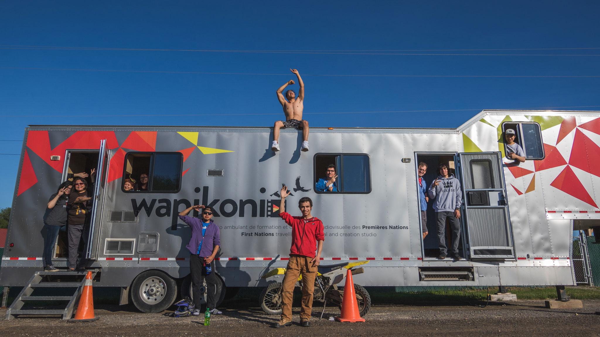 Wapikoni mobile 2017