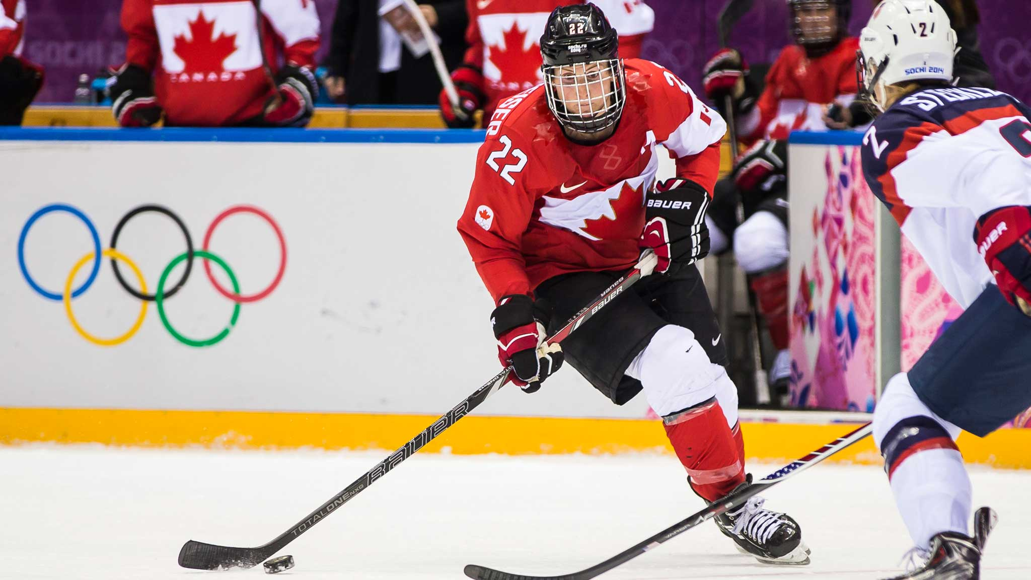 Concussions in Youth Sports Virtual Classroom: Featuring Hayley Wickenheiser and Scott Russell