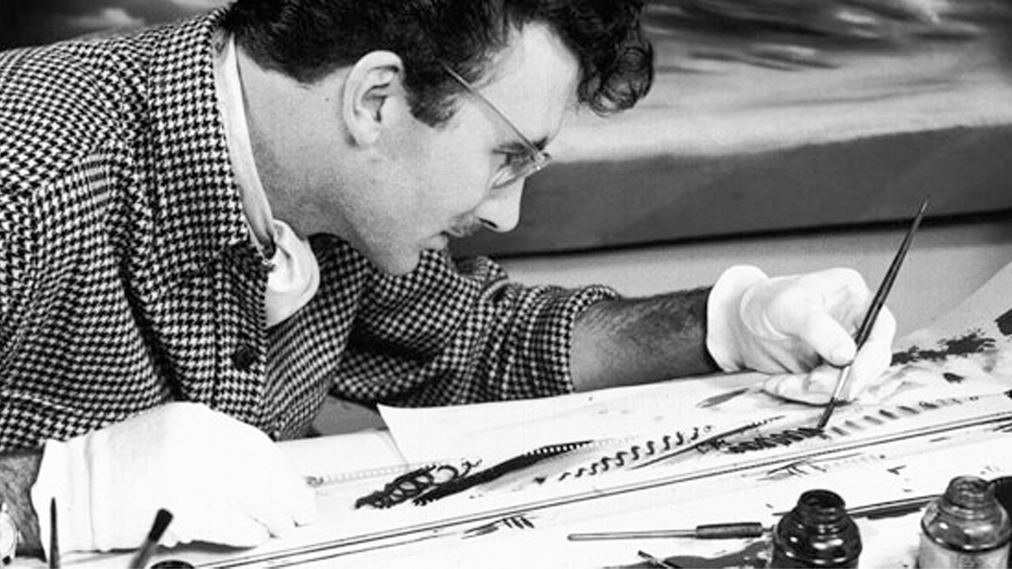 Norman McLaren: Hands-on Animation