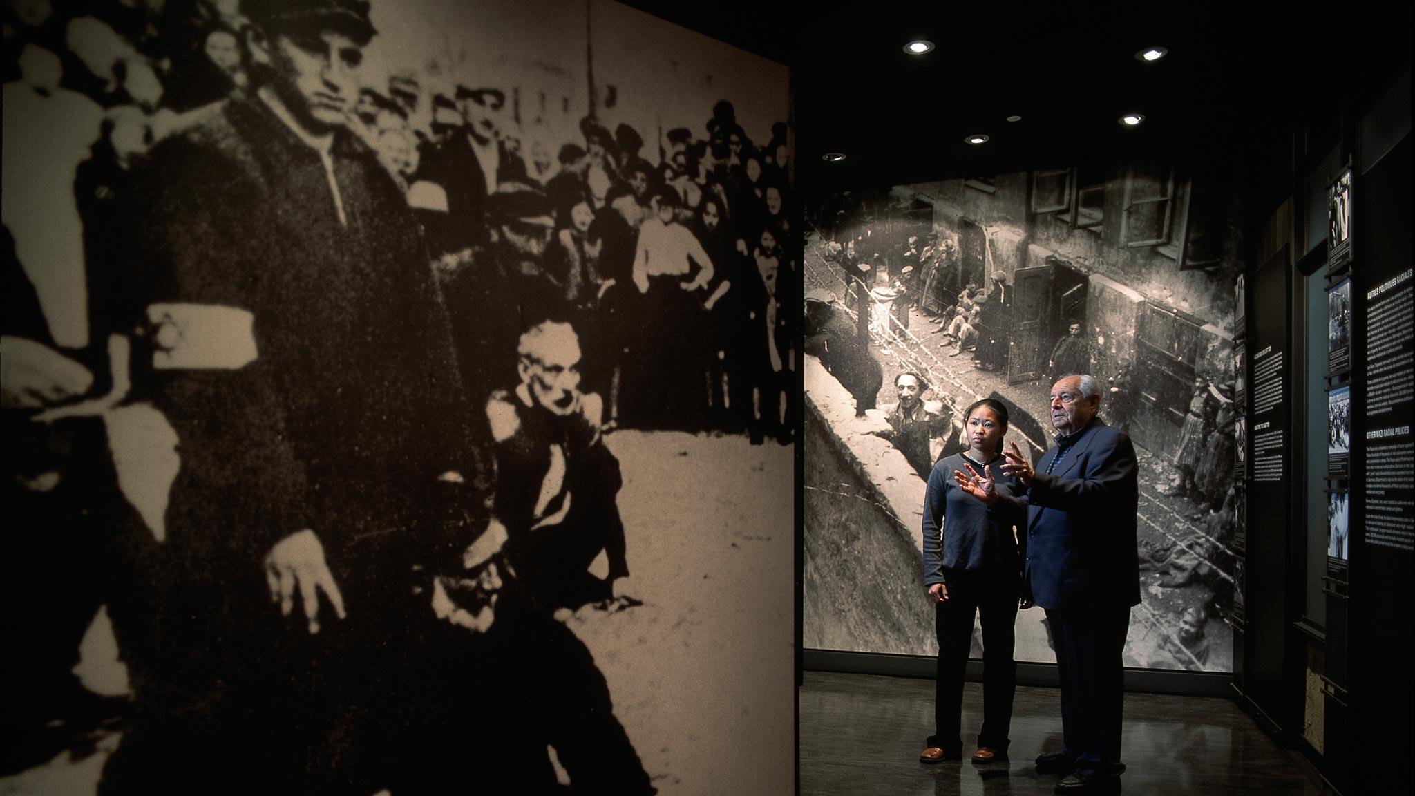 Journée internationale dédiée à la mémoire des victimes de l'Holocauste