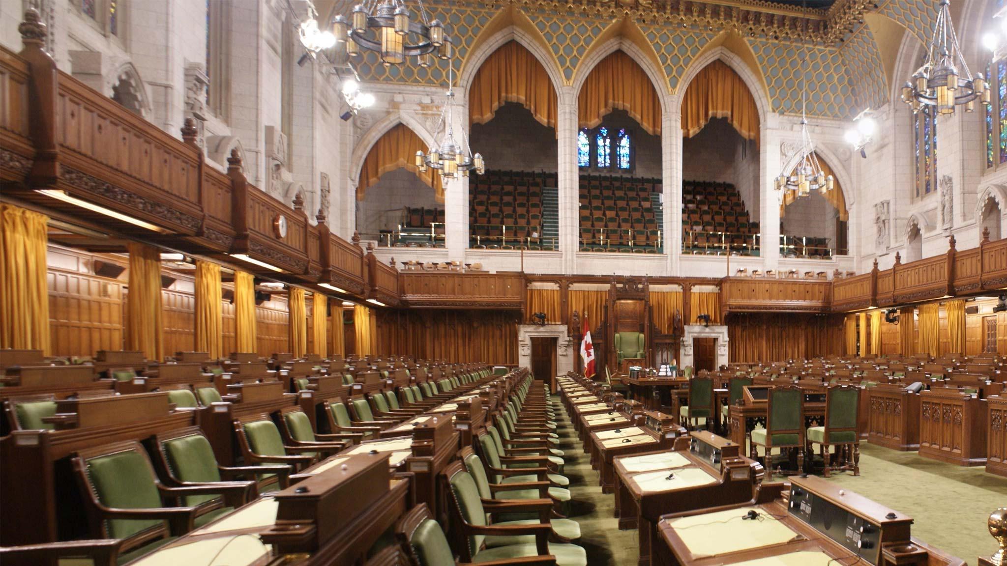 Les premiers ministres du Canada