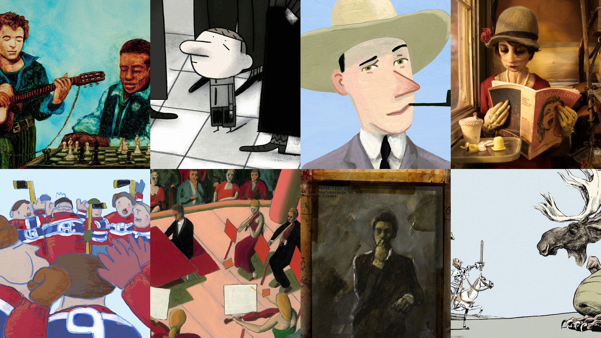 Ottawa International Animation Festival Award Winners