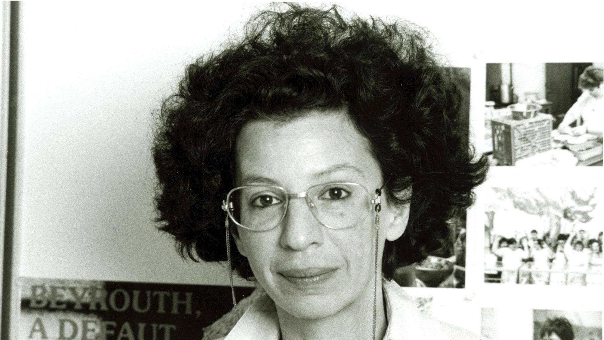 Tahani Rached, une cinéaste engagée