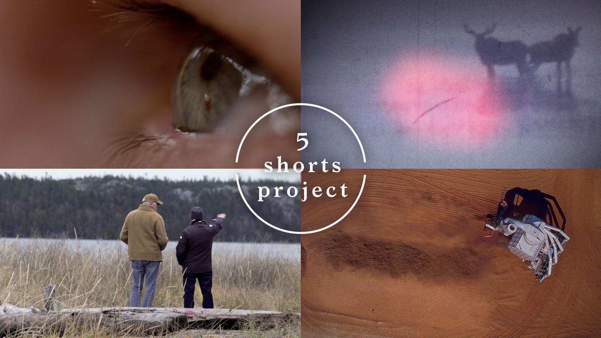 5 Shorts Project - Bas-Saint-Laurent