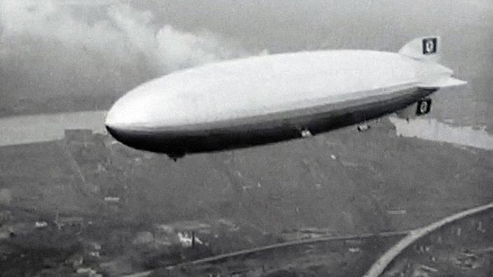 Mystères d'archives : 1937 – La catastrophe du Hindenburg