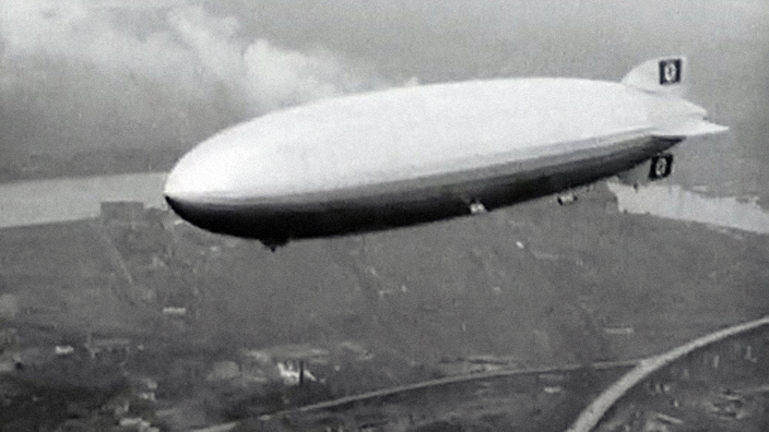 Mysteries in the Archives: 1937 Crash of the Hindenburg