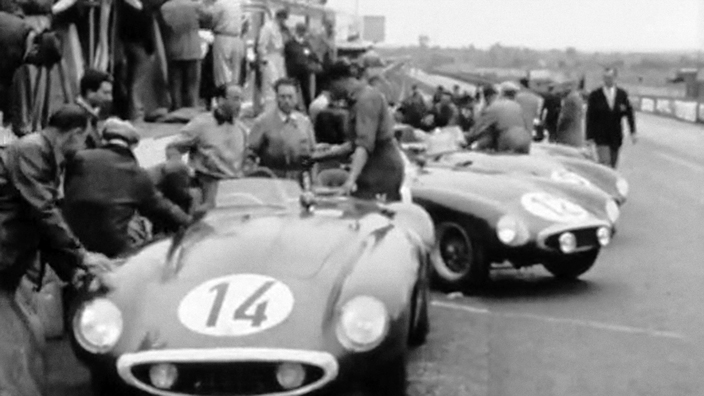 Mysteries in the Archives: 1955 Tragedy Strikes Le Mans'24 Hours