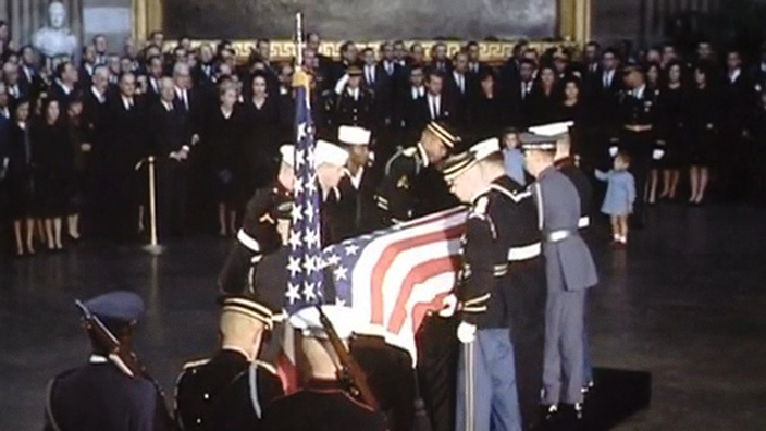 Mysteries in the Archives: 1963 John F. Kennedy's Funeral