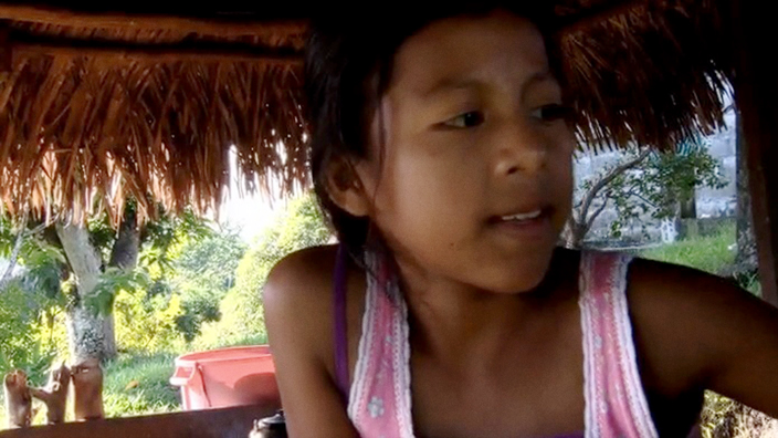 Elisha and the Cacao Trees