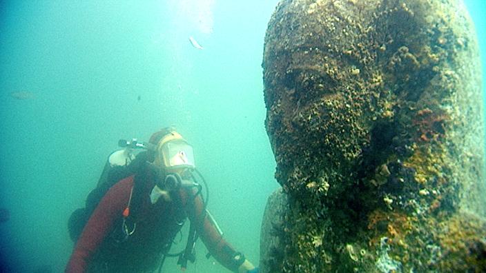 Gueule de plongeur