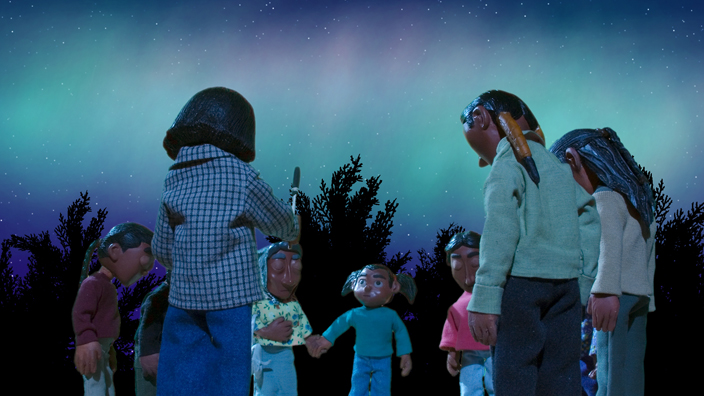 Wapos Bay: They Dance at Night