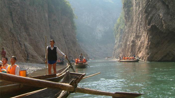 Up the Yangtze (Short Version)