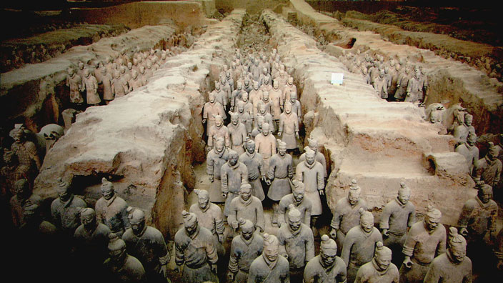 China 2000 BC - Unearthing the Truth Behind a Myth: The Xia Dynasty